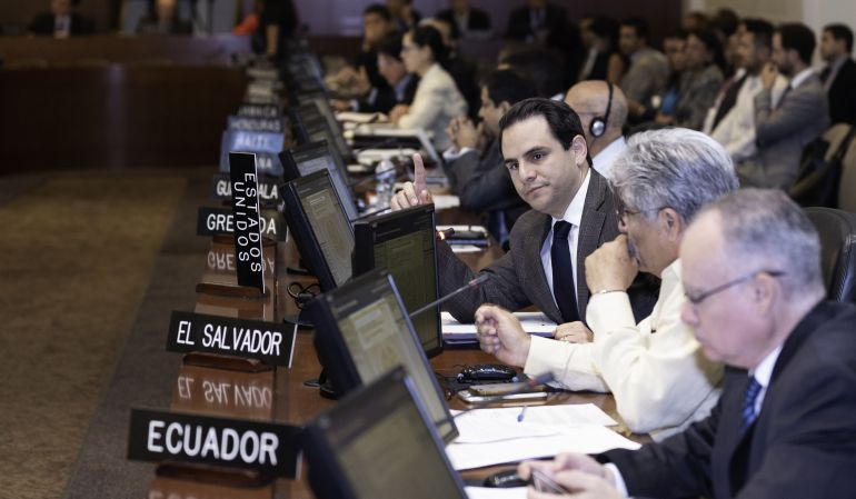 CRISIS EN NICARAGUA: OEA pide a Ortega que acepte elecciones anticipadas para marzo de 2019
