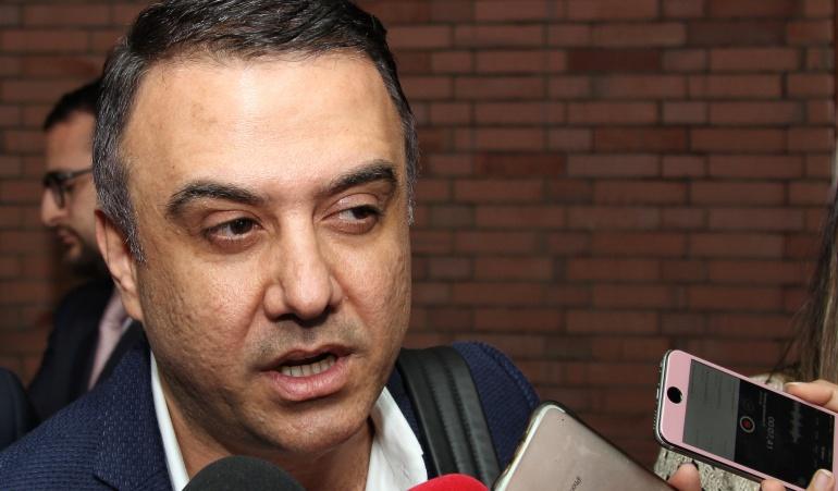 Corrupción Caso Besaile gobernación de Córdoba: Nueva suspensión contra el gobernador Edwin Besaile