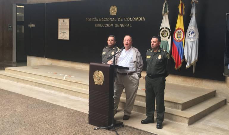 """Bandas criminales: Mindefensa : """"La oficina no se podría acoger a ley de sometimiento"""""""