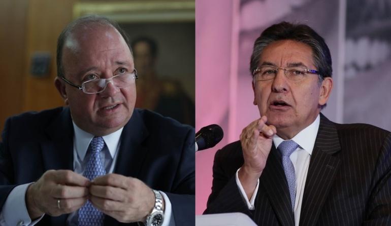 Disidencias de las Farc: Rifirrafe entre MinDefensa y Fiscal por número de disidentes de Farc