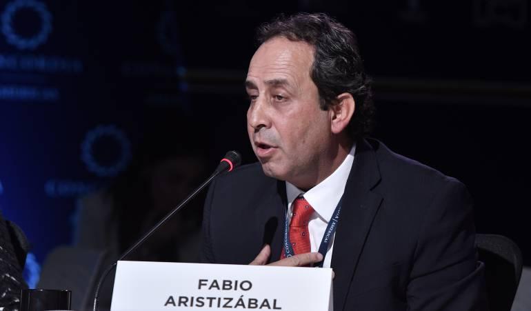 Fabio Aristizabal.