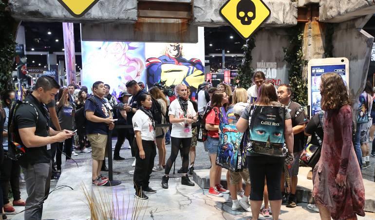 #ScareDiego: New Line Cinema inyecta una dosis de terror en Comic-Con