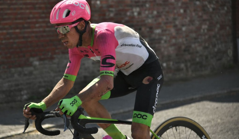Rigoberto Urán retiro Tour de Francia: Rigoberto Urán se retira del Tour de Francia