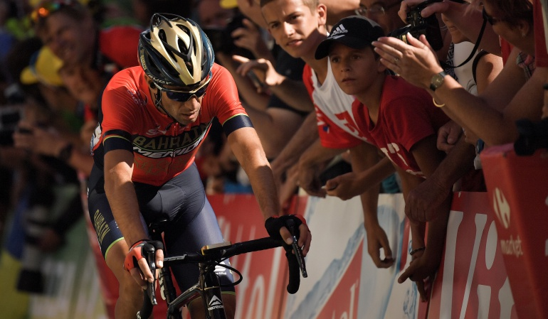 Vincenzo Nibali se retiró del Tour: Vincenzo Nibali también se retiró del Tour de Francia