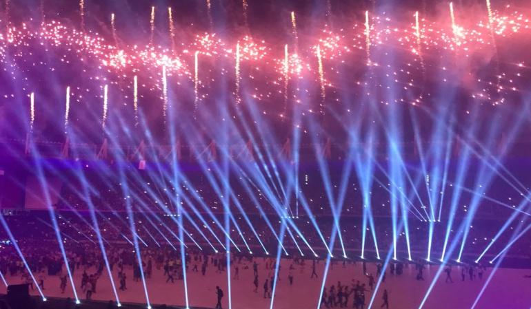 Inauguración Juegos Centroamericanos: ¡Así fue la gran inauguración de los Juegos Centroamericanos!