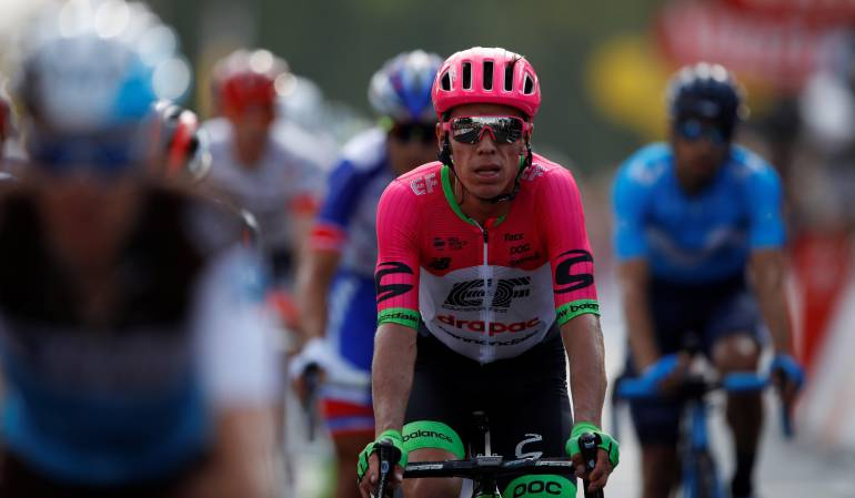 Urán le dice adiós al Tour de Francia