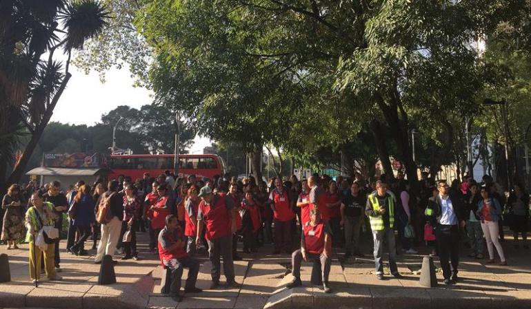 Temblor en México: Sismo de 5,9 en Ciudad de México