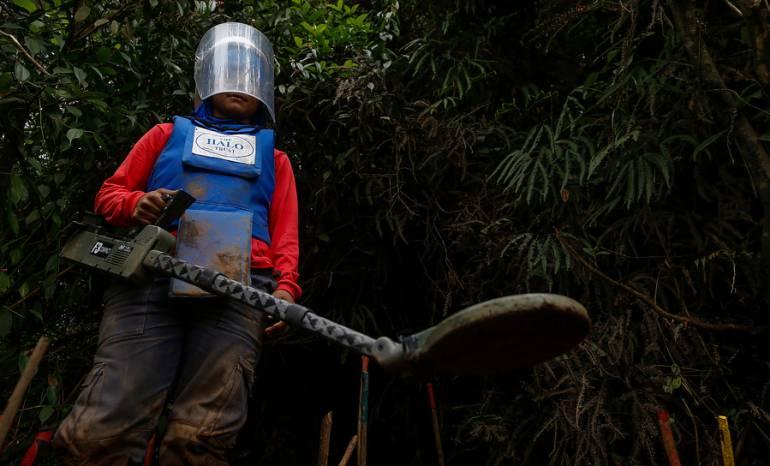 Atentados terroristas: Gobierno denuncia ataque a equipo de desminado humanitario Uribe, Meta