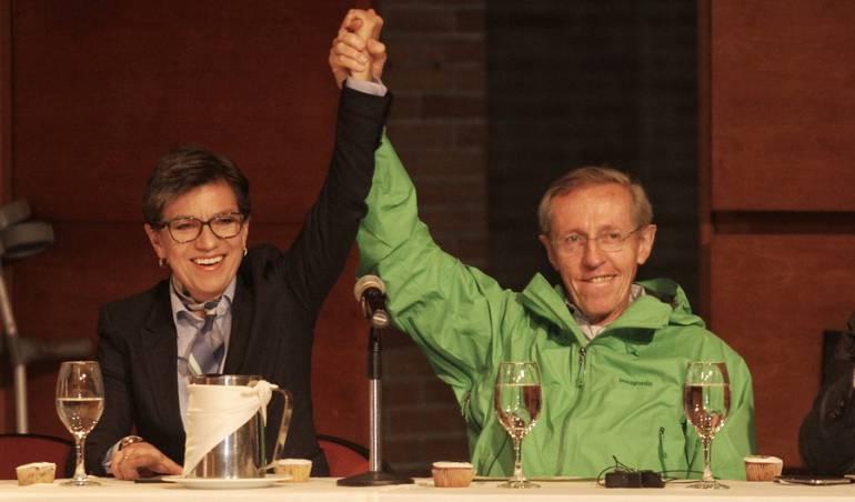 Oposición política: Verdes quieren hacer oposición a Iván Duque