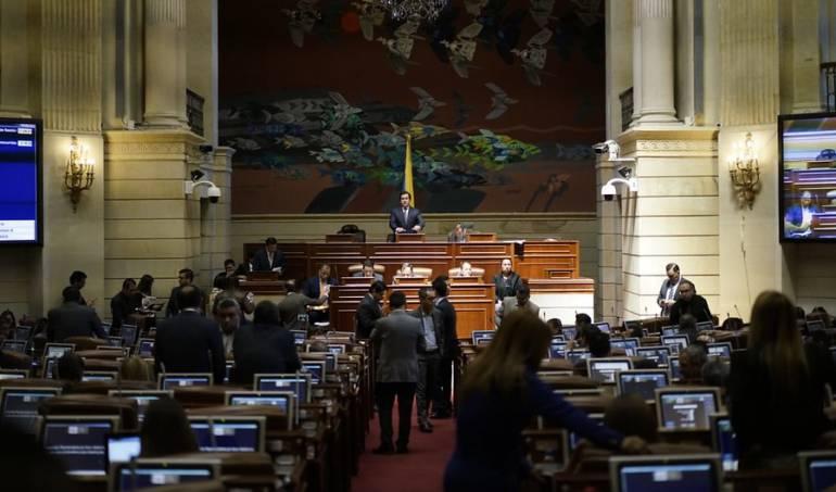 Congreso Colombia: Agarrón en Cambio Radical por una oficina del Senado