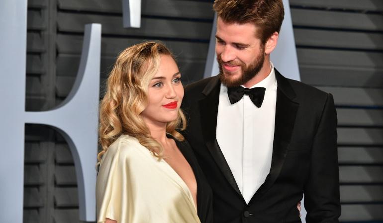 Fin de relaciones celebridades: ¿Miley Cyrus y Liam Hemsworth terminaron?