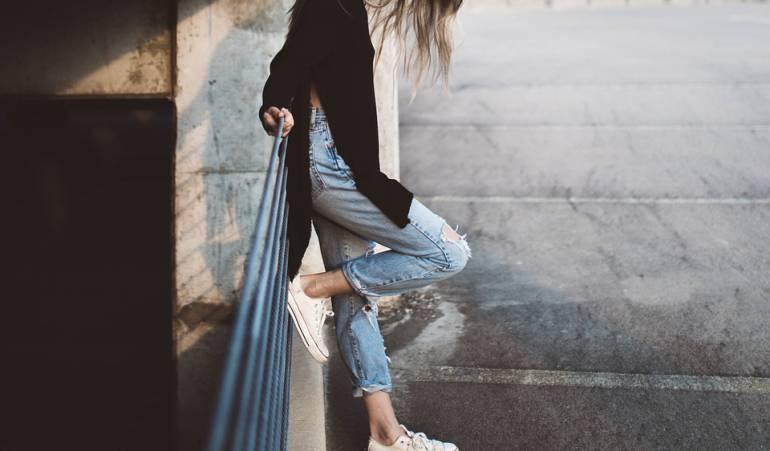 Jeans al revés: Usar los jeans al revés, la moda que se impone en Instagram