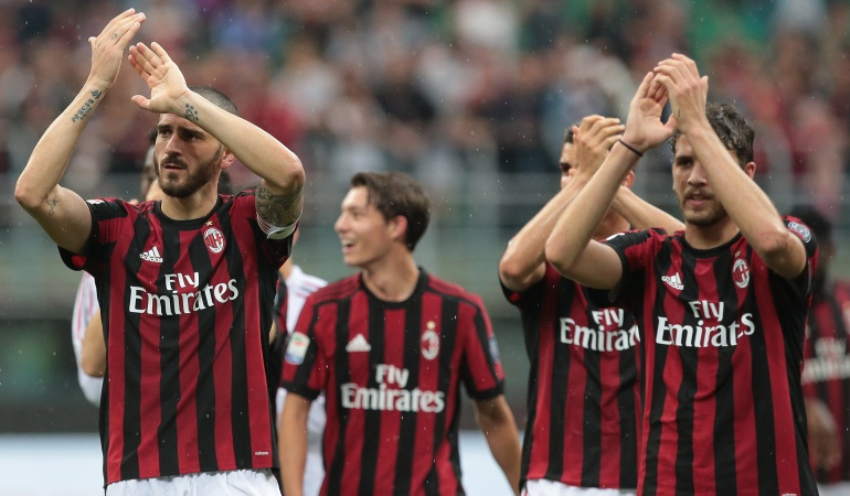 Sanción Milán: El TAS anuló la sanción que la UEFA había impuesto al Milán