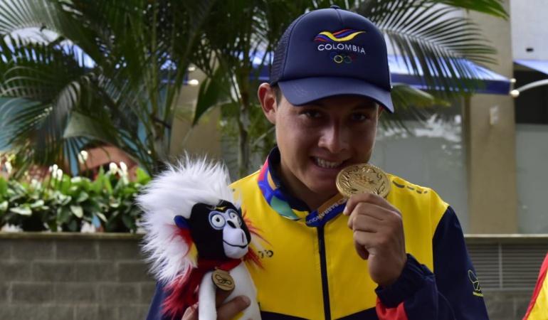 Rodrigo Contreras Medalla de oro: ¡Rodrigo Contreras logró la primera medalla de oro para Colombia!