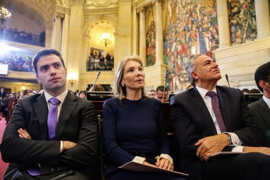 Resumen discurso Santos en el Congreso: Las 12 frases del último discurso del presidente Santos ante el Congreso