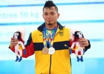 Tabla de Medallería de los Juegos Centroamericanos y del Caribe