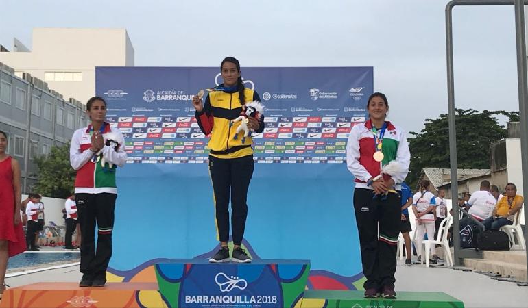 Clavados Juegos Centroamericanos: Colombia y México se reparten los oros en las pruebas de clavados