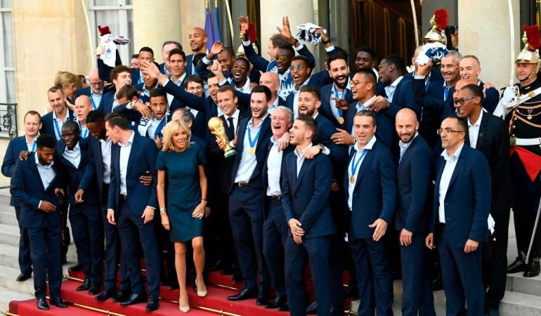 Didier Deschamps Balón de Oro francés: Didier Deschamps pide que el Balón de Oro sea para un jugador francés