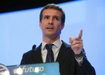 Pablo Casado sucede a Mariano Rajoy en el Partido Popular español