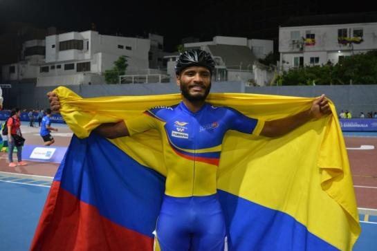 Johana viveros juegos centroamericanos viveros estrada y for Viveros en colombia