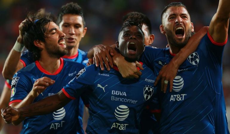 Avilés Hurtado gol victoria Monterrey: Avilés Hurtado le dio la victoria al Monterrey