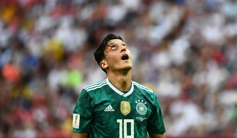 Mesut Ozil retiro Alemania: Mesut Özil anunció su retiro de la Selección de Alemania