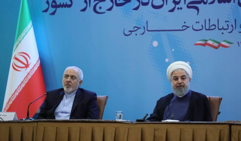 Irán ratificó a Estados Unidos, no se dejará intimidar