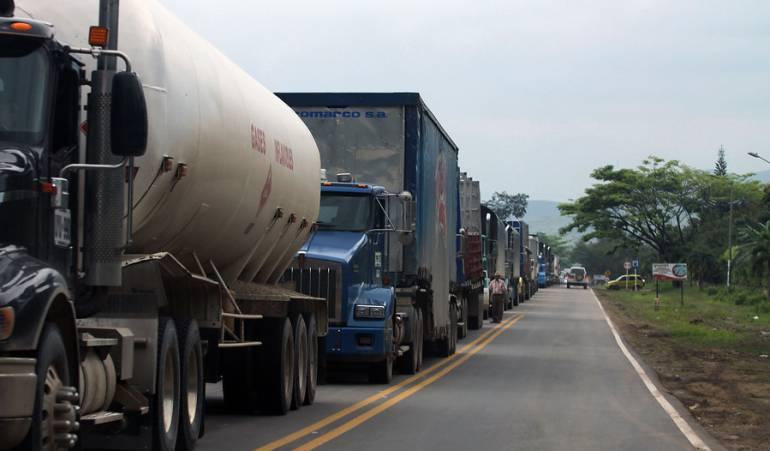 Transporte de carga: Parque automotor en Colombia es cada día más viejo: Andemos