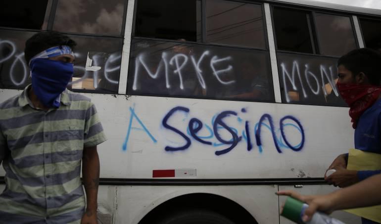 Crisis social Nicaragua: Aumentan las ofensivas paramilitares en Nicaragua