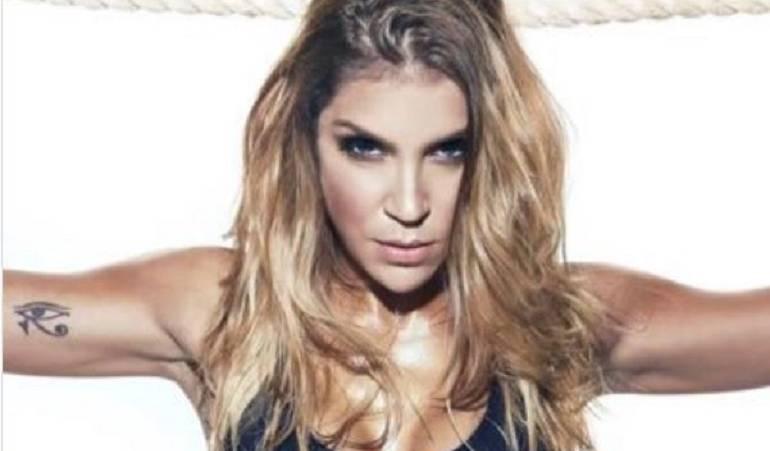 Valentina Lizcano se desnuda en la ducha: ¡Enjabonada!, así Valentina Lizcano sube la temperatura en redes sociales