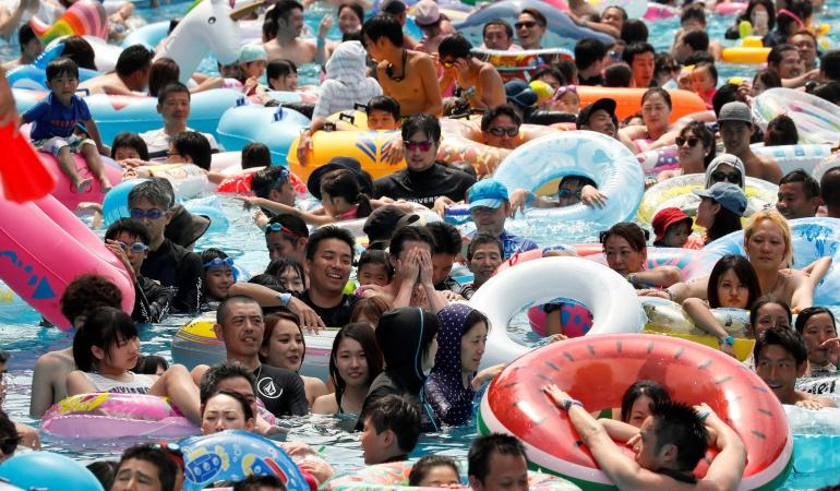 Muerte por calor en Japón: Ola de calor en Japón causa 65 muertos y 22.000 personas heridas