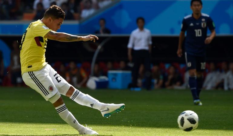 El gol de Pavard a la Argentina fue el mejor del Mundial