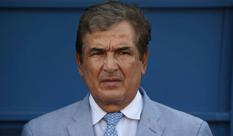 Jorge Luis Pinto: Jorge Luis Pintó aseguró estar en conversaciones para dirigir a Egipto