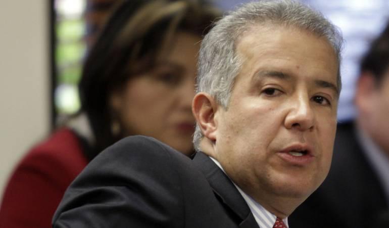 El exfiscal Mario Iguaran Arana