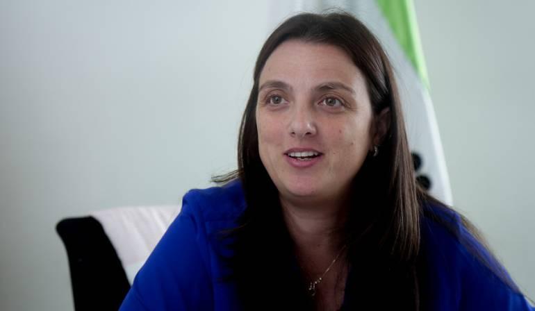 Gabinete Iván Duque: Karen Abudinen será Alta consejera para las regiones en Gobierno de Duque
