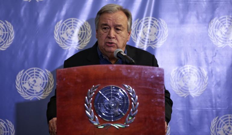 Resaltan principales retos del proceso de paz en Colombia — ONU