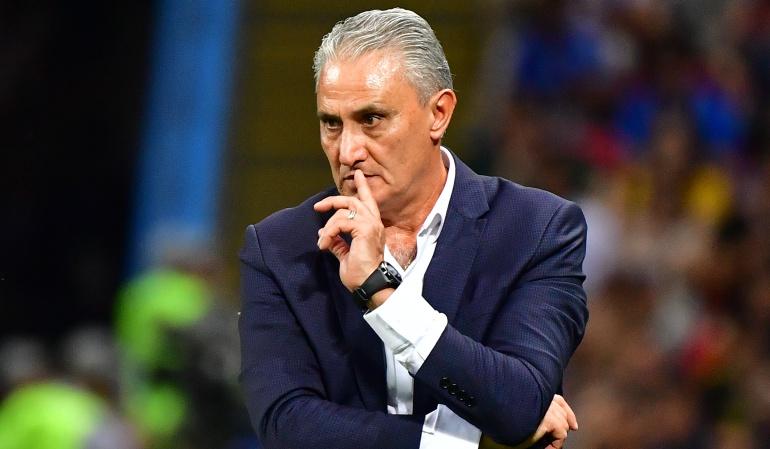 Tite técnico Selección Brasileña: Tite renovó con la Selección de Brasil hasta el 2022
