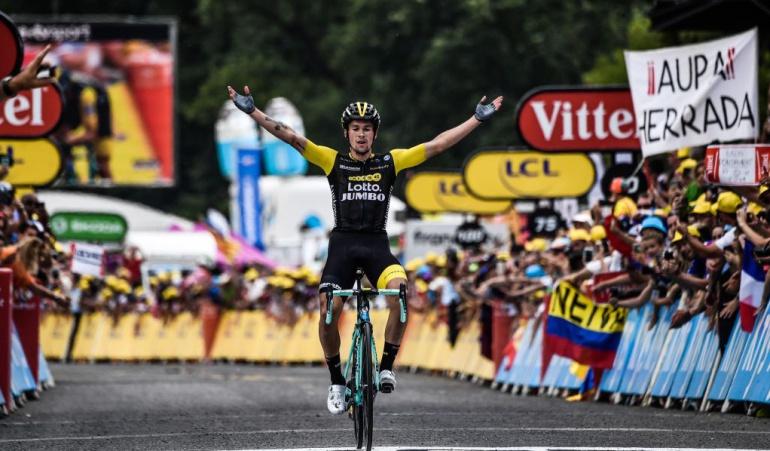 Etapa 19 Tour de Francia En Vivo: Roglic ganó la etapa 19 y es tercero; Nairo se despidió del podio