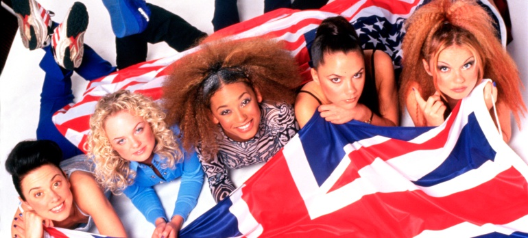 Spice Girls.