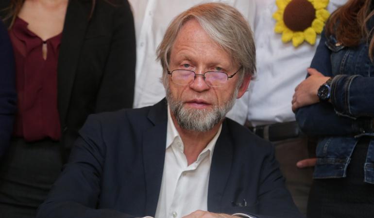 Sanción Antanas Mockus por bajar pantalones: Admiten demanda de pérdida de investidura contra Antanas Mockus