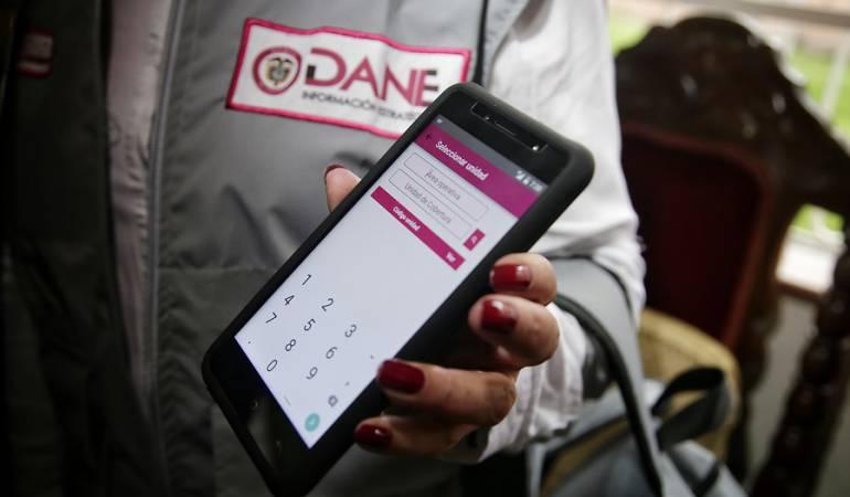 Censo nacional: El Dane no logró censar 14 veredas en Calamar por orden público