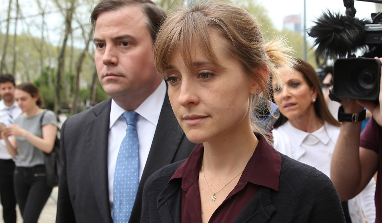 Secta sexual de Allison Mack: Se descubren detalles de la secta sexual de Allison Mack