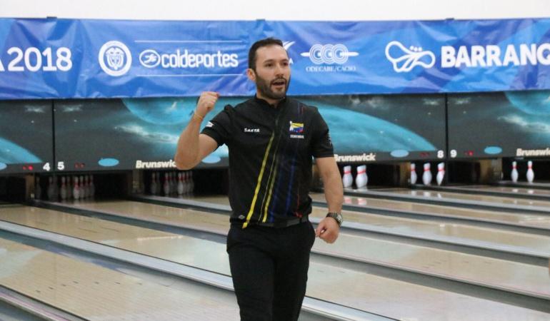 Óscar Rodríguez Oro boliche: Óscar Rodríguez gana la medalla de Oro en boliche