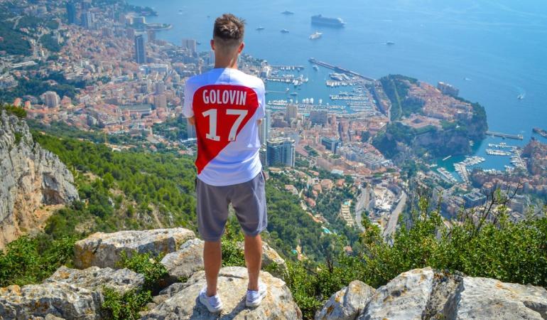 Aleksandr Golovin ficha por el Mónaco: El ruso Aleksandr Golovin es nuevo compañero de Falcao en Mónaco