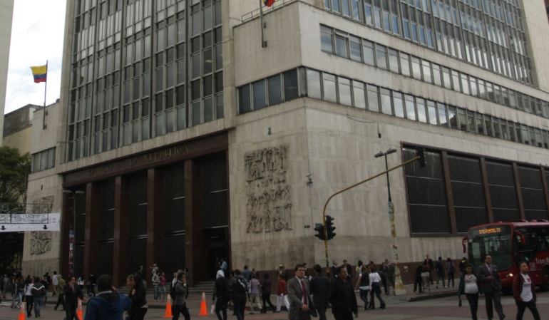 Iván Duque Banco de la República: La Junta del Banco de la República que recibe el presidente Iván Duque