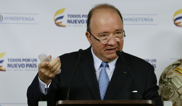 Espionaje MI6 en Colombia: Mindefensa responde a denuncia de espionaje del MI6 hecha por Uribe