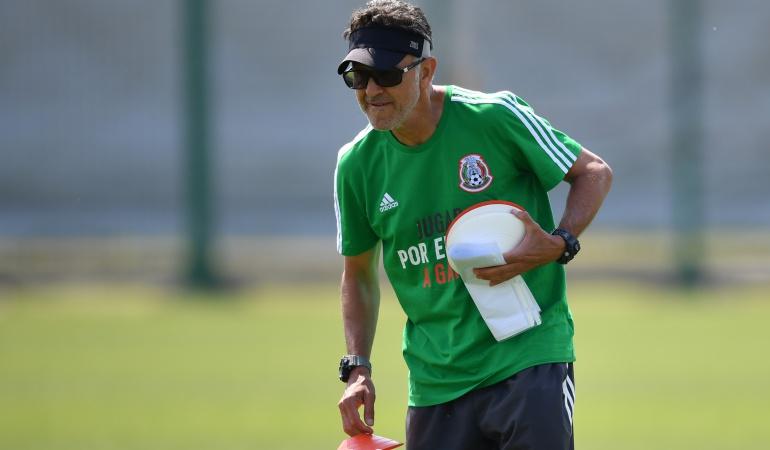 Juan Carlos Osorio.: Juan Carlos Osorio no continuará con la Selección de México