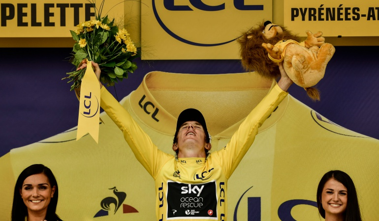 Etapa 20 tour de francia en vivo: Thomas campeón virtual del Tour; se acaba la hegemonía de Froome