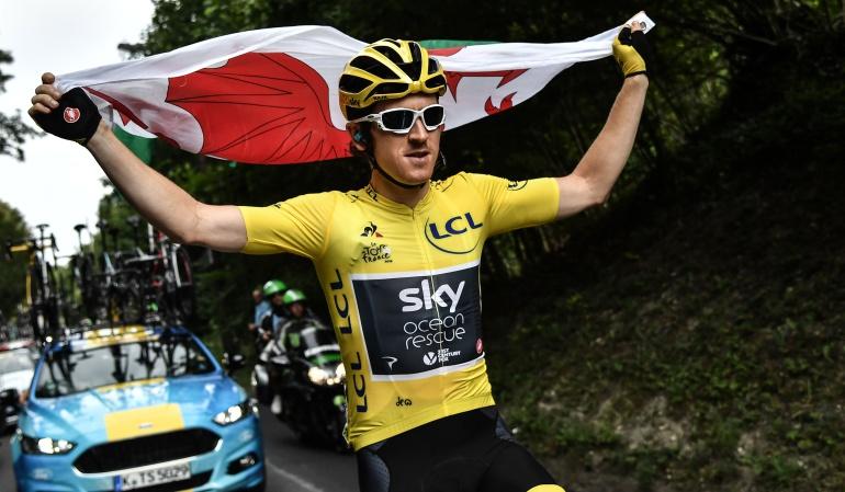 Etapa 21 Tour de Francia: Thomas campeón del Tour; Nairo, el mejor colombiano