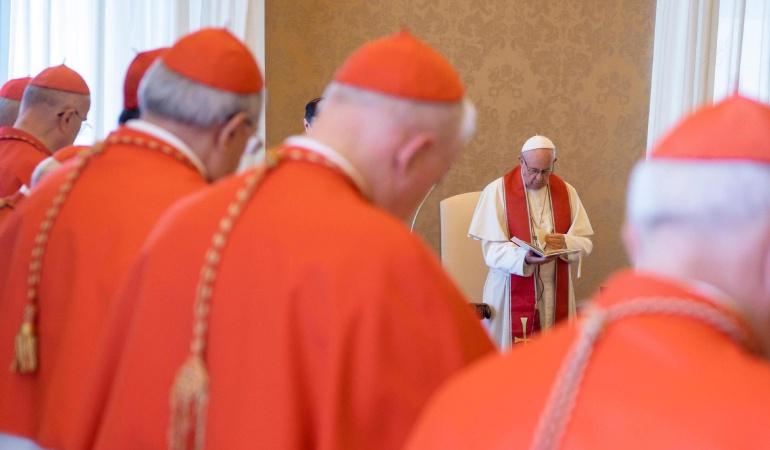 Delitos sexuales religiosos: Papa aceptó renuncia a arzobispo de Washington señalado de delitos sexuales